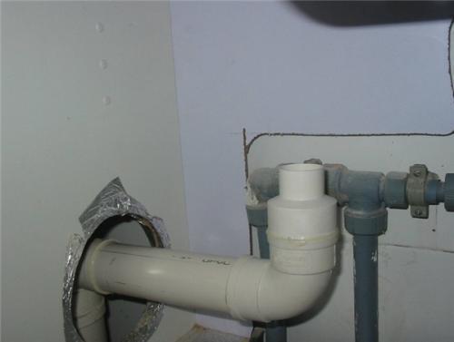 楼下下水道堵了会影响楼上吗