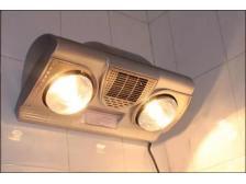 浴霸电机坏了能修吗?