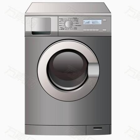 滚筒洗衣机水垢怎么清洗?全自动滚筒洗衣机怎么清洗